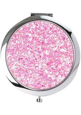 SKINNYDIP - Ana Glitter Compact Mirror - MAKEUP ACCESSOIRES
