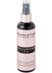 MAKEUP REVOLUTION - Makeup Revolution - Fixing Spray - Hyaluronic Fixing Spray V4 - FIXIERUNG