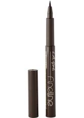 LA Girl - Eyeliner - Fineline Eyeliner - Dark Brown