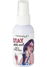 Stay With Me! Matte Fixing Spray - MISSLYN