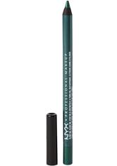 NYX Professional Makeup Slide On Pencil  Eyeliner  1.2 g Nr. 09 - Tropical Green