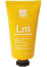Dr Botanicals Produkte Zitronen-Superfood-alles in einem-Rettungsbutter Körperbutter 50.0 ml