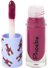 MAKEUP REVOLUTION - Revolution X Friends Lipgloss Phoebe - Lipgloss
