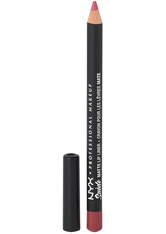 NYX PROFESSIONAL MAKEUP - NYX Professional Makeup Soft Matte Metallic Lip Cream (verschiedene Farbtöne) - Tea & Cookies - Lipliner