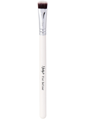 Flat Definer Brush Pearlescent White