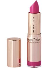MAKEUP REVOLUTION - Makeup Revolution - Lippenstift - Renaissance Lipstick Date - LIPPENSTIFT