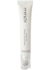 Alpha-H Serum Absolute Eye Complex Augenpflege 15.0 ml
