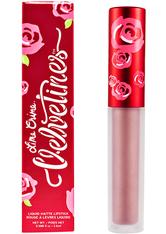 Lime Crime Metallic Velvetines Lipstick (Various Shades) - Happi