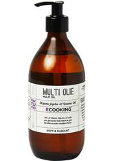 Ecooking Feuchtigkeitspflege Multi Oil Körperöl 500.0 ml