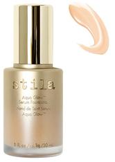 STILA - Aqua Glow Serum Foundation  - Light - FOUNDATION