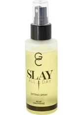 GERARD COSMETICS - Slay All Day Setting Spray Lemongrass - Fixierung