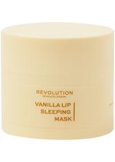 Lip Sleeping Mask Vanilla