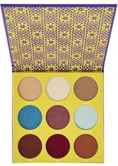 JUVIA'S PLACE - The Saharan II Eyeshadow Palette - LIDSCHATTEN
