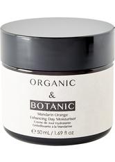 ORGANIC & BOTANIC - Organic & Botanic Mandarin Orange Enhancing Tagescreme 50 ml - TAGESPFLEGE