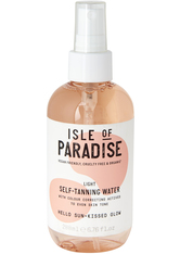 Isle of Paradise Selbstbräuner Light Self-Tanning Water Selbstbräunungsspray 200.0 ml