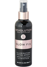 MAKEUP REVOLUTION - Makeup Revolution - Illuminating Fixing Spray - 100ML - FIXIERUNG