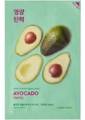 Pure Essence Mask Sheet Avocado Pack
