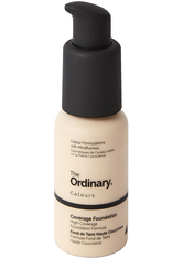 The Ordinary Coverage Foundation with SPF 15 by The Ordinary Colours 30 ml (verschiedene Farbtöne) - 1.0N