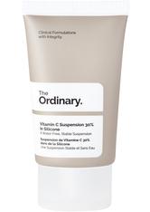 The Ordinary. Vitamin C Suspension 30% In Silicone Gesichtspflege 30 ml