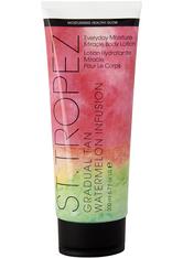 St.Tropez Selbstbräunungslotion »Gradual Tan Watermelon Infusion Everyday Moisture Miracle Body Lotion«