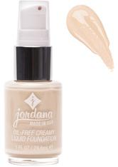 JORDANA - Creamy Liquid Foundation  - Natural - FOUNDATION