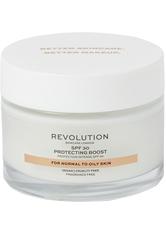Revolution Skincare Gesichtscreme & Lotion Moisture Cream SPF30 Normale bis fettige Haut Gesichtscreme 50.0 ml