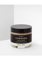 COWSHED - Clay Face Mask - Crememasken