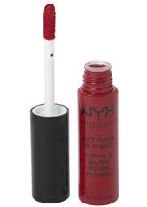 NYX Professional Makeup Soft Matte Lip Cream Liquid Lipstick 8 ml Nr. 10 - Monte Carlo