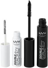 NYX PROFESSIONAL MAKEUP - NYX Professional Makeup Double Stacked  Mascara  12 ml NO_COLOR - Mascara
