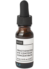 Niod Support Regimen Fractionated Eye Contour Concentrate Augenpflege 15.0 ml