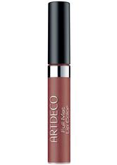 ARTDECO - Artdeco Look Herbst- Winterlook 2018 Full Mat Lip Color Nr. 33 Rosewood Praliné 5 ml - LIQUID LIPSTICK