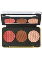 MAKEUP REVOLUTION - Revolution X Patricia Bright Rich In Colour You Are Gold Face Palette Medium - Rouge
