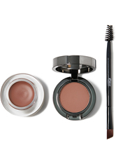 Indestructi'Brow Lock & Load Eyebrow Powder & Pomade Duo Irid Brown