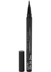 NYX Professional Makeup Epic Ink Liner Eyeliner  1 ml NR. 01 - Black