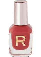 MAKEUP REVOLUTION - Makeup Revolution High Gloss Nail Polish Zest - NAGELLACK