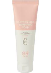G9 Skin Produkte WHITE IN MILK WHIPPING FOAM Reinigungsschaum 120.0 ml