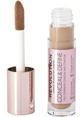 MAKEUP REVOLUTION - Makeup Revolution - Concealer - Conceal and Define Concealer - C12.5 - CONCEALER