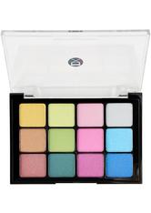 VISEART - 02 Boheme Shimmer Eyeshadow Palette - LIDSCHATTEN