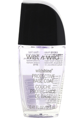 wet n wild - Nagellack - Wild Shine Nail Color - Protective Base Coat