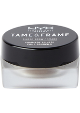 NYX Professional Makeup Tame & Frame Tinted Brow Pomade Augenbrauengel  5 g Nr. 02 - Chocolate