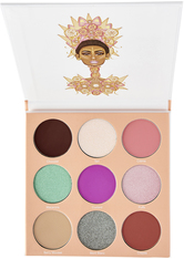 JUVIA'S PLACE - The Douce Palette - LIDSCHATTEN