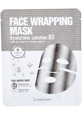 BERRISOM - Berrisom - Face Wrapping Mask Hyaluronic Solution 80 27g x 1pc - TUCHMASKEN