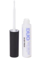 DUO - Rosewater & Biotin Striplash Adhesive Clear - Falsche Wimpern & Wimpernkleber