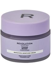 Revolution Skincare Gesichtscreme & Lotion Toning Boost Cream mit Bakuchiol Gesichtscreme 50.0 ml