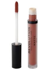 Makeup Revolution Matte Lip Gone Rogue 124