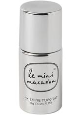Le Mini Macaron Gel Polish - 3X Shine Top Coat 10 ml