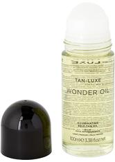 Tan-Luxe Gesicht Wonder Oil Hell-Mittel Selbstbräuner 100.0 ml