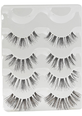 DOLL BEAUTY - Human Hair Four Pack - FALSCHE WIMPERN & WIMPERNKLEBER