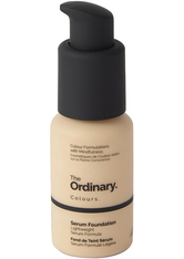 THE ORDINARY - The Ordinary Serum Foundation with SPF 15 by The Ordinary Colours 30 ml (verschiedene Farbtöne) - 2.0N - FOUNDATION