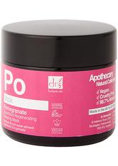 Dr Botanicals Produkte Pomegranate Superfood Regenerating Sleeping Mask Maske 60.0 ml